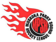 Logo for Muskoka Parry Sound Hockey League