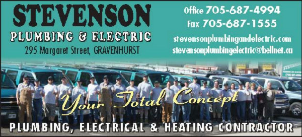 Stevenson Plumbing and Electric